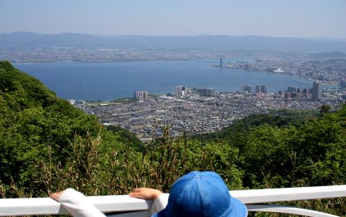 比叡山ドライブウエイ 夢見台
